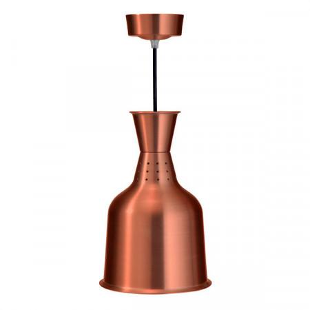 PORTA LAMPADA Ø16,5 COLOR RAME CAVO FISSO