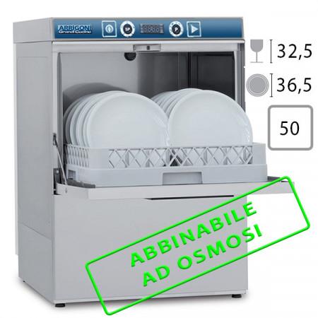 LAVASTOVIGLIE ELETTRONICA FULL OPTIONAL CESTO 50x50 ABBINABILE AD OSMOSI