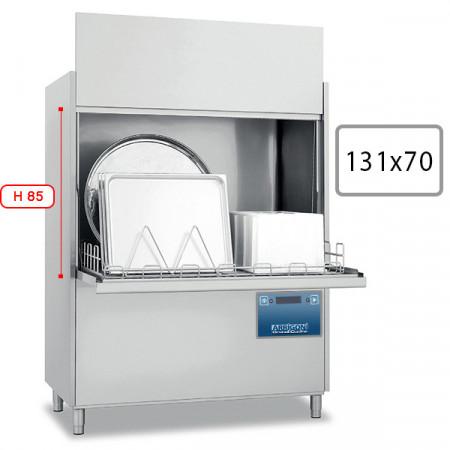 LAVAOGGETTI ELETTRONICA EXCLUSIVE CESTO 131x70 APERTURA H85