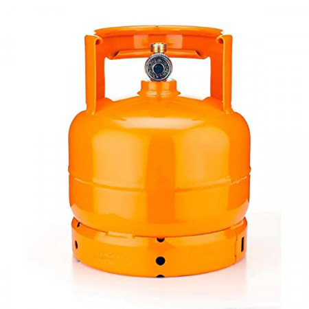 BOMBOLA GAS (VUOTA) 3 KG PER CARRELLI FLAMBE'