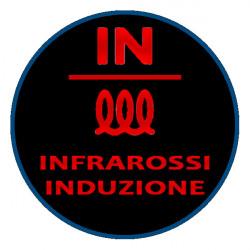 CUCINE INDUZIONE - INFRAROSSI