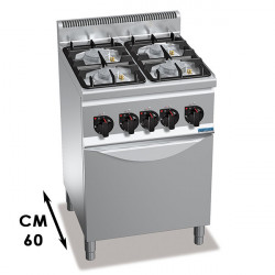 Cucine a Gas P.60