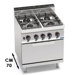 Cucine a Gas P.70