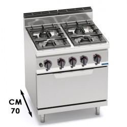 Cucine a Gas Prof. 70