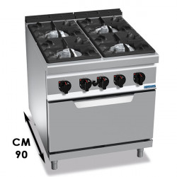 Cucine a Gas P.90