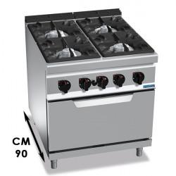 Cucine Gas Prof. 90
