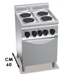 Cucine Elettriche P.60