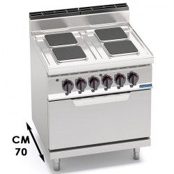 Cucine Elettriche 70