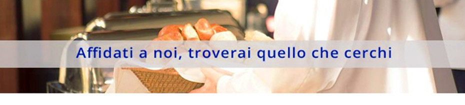 Accessori da tavola e buffet | Arrigoni Grandi Cucine