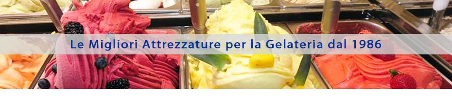 Attrezzature professionali per gelaterie | Arrigoni Grandi Cucine