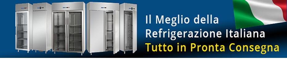 Armadi refrigerati in acciaio INOX   Arrigoni Grandi Cucine
