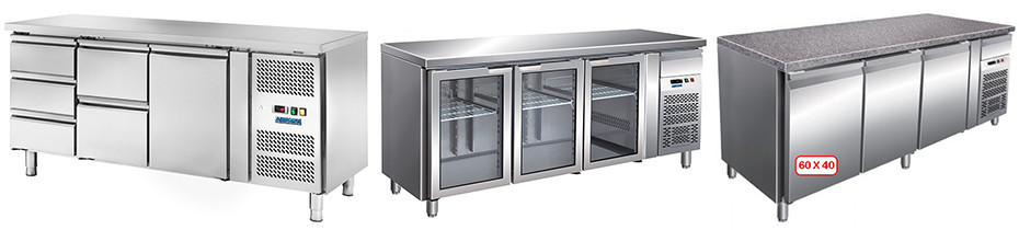 Tavoli refrigerati online al miglio prezzo | Arrigoni Grandi Cucine