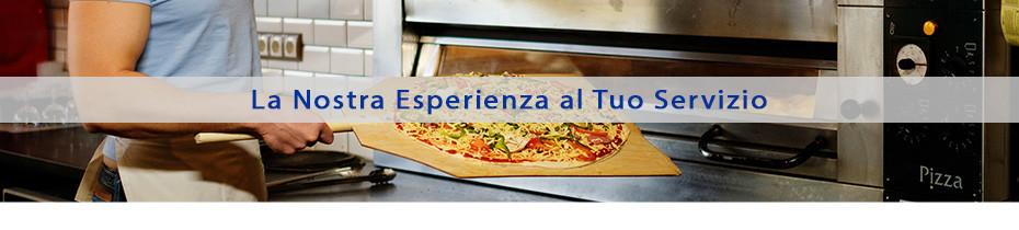 Attrezzature per pizzeria | Arrigoni Grandi Cucine