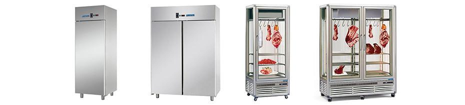 Armani refrigerati in acciaio INOX per carne | Arrigoni Grandi Cucine