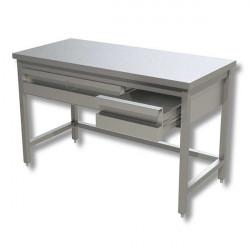 Tavoli con Cassetti in Linea