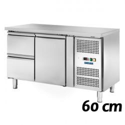 Tavoli Refrigerati Profondità 60 cm