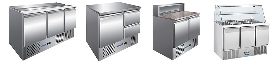 Saladette Refrigerate | Arrigoni Grandi Cucine