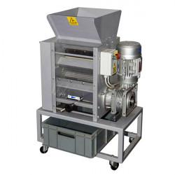 Macchine per Frutta Secca e Raffinatrici